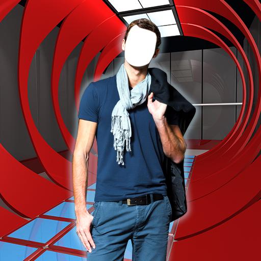 Man Mode-Foto-Montage - Stoff-magazin