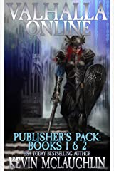 Valhalla Online Publisher's Pack - Books 1 & 2 Kindle Edition