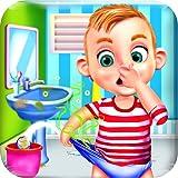 Babysitter und Babypflege