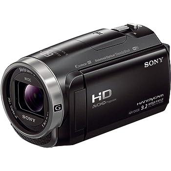 Sony HDR-CX625 Camescope Full HD 1080 Zoom Optique x30 et Stabilisation Optique sur 5 axes B.O.SS