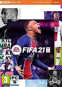 FIFA 21 - Edizione Standard, Pacchetto del gioco completo per PC, Digital Download