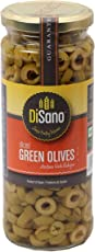 Disano Sliced Green Olives, 470g