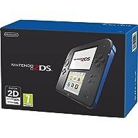 NEW! Nintendo 2DS Handheld Console Black Blue