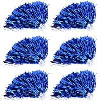 VGEBY 6 Pezzi Cheerleading Pom Poms Set Sport Fancy Party Dance Accessories