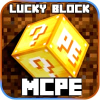 Mods : Lucky Block Mod for MCPE