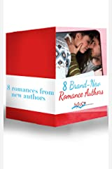 8 Brand-New Romance Authors: If Only... / A Deal Before the Altar / Falling for Her Captor / Here Comes the Bridesmaid / The Surgeon's Christmas Wish / ... to Thrill (Mills & Boon e-Book Collections) Kindle Edition