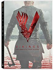Vikings: The Complete Season 3 (3-Disc Box Set)