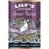 Lily's_Kitchen Senior Recipe Wet Dog Food (6 x 400 g)