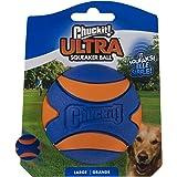 Chuckit! Ultra Squeaker Ball, L