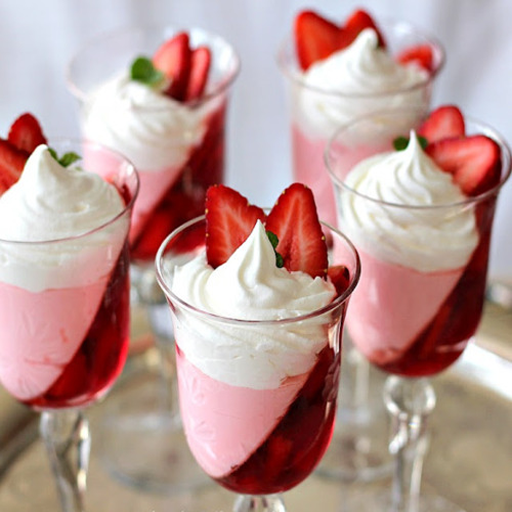 Dessert Recipes - Collection of Tasty Video Recipes