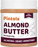 All Natural Almond Butter (Creamy) (350g)