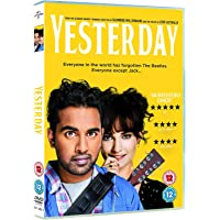 Yesterday (DVD) [2019]