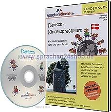 Dänisch-Kindersprachkurs auf CD, Dänisch lernen für Kinder