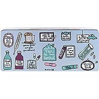 Boite à Médicaments Famille en pleine forme - Derrière la porte