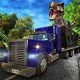 Angry Dino Transporter Truck Tycoon Sim: Wild Animal Transporter Monster Truck Driving Simulator Adventure Game