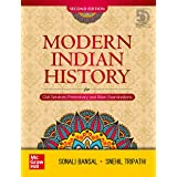Modern Indian History - Second Edition | For Civil Services Preliminary and Main Examinations