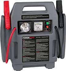 Powerstation 4-in-1 Pannenhilfe Auto Starthilfe 500 mA Kompressor Notleuchte