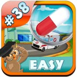 #38 - In Hospital - New Free Hidden Object Games
