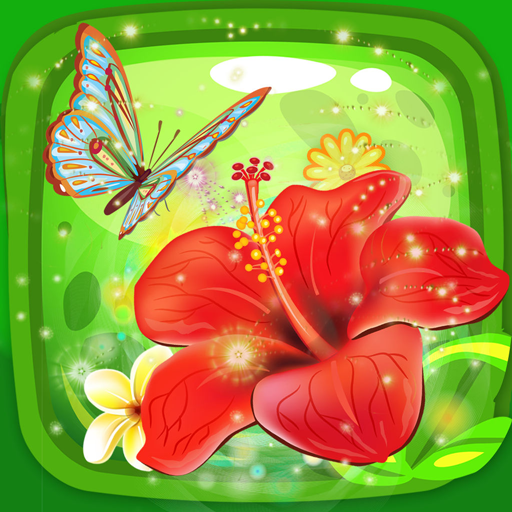 Bloom Blast (Blossom Swap - Flower Garden Match 3 Free Games! Blast, Pop to make Flowers Bloom!)