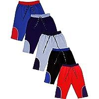 Trendy Park Boys Regular fit Multi-Color 3/4th Pant