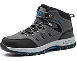 Lightweight Safety Boots Men Women Steel Toe Caps Work Boots