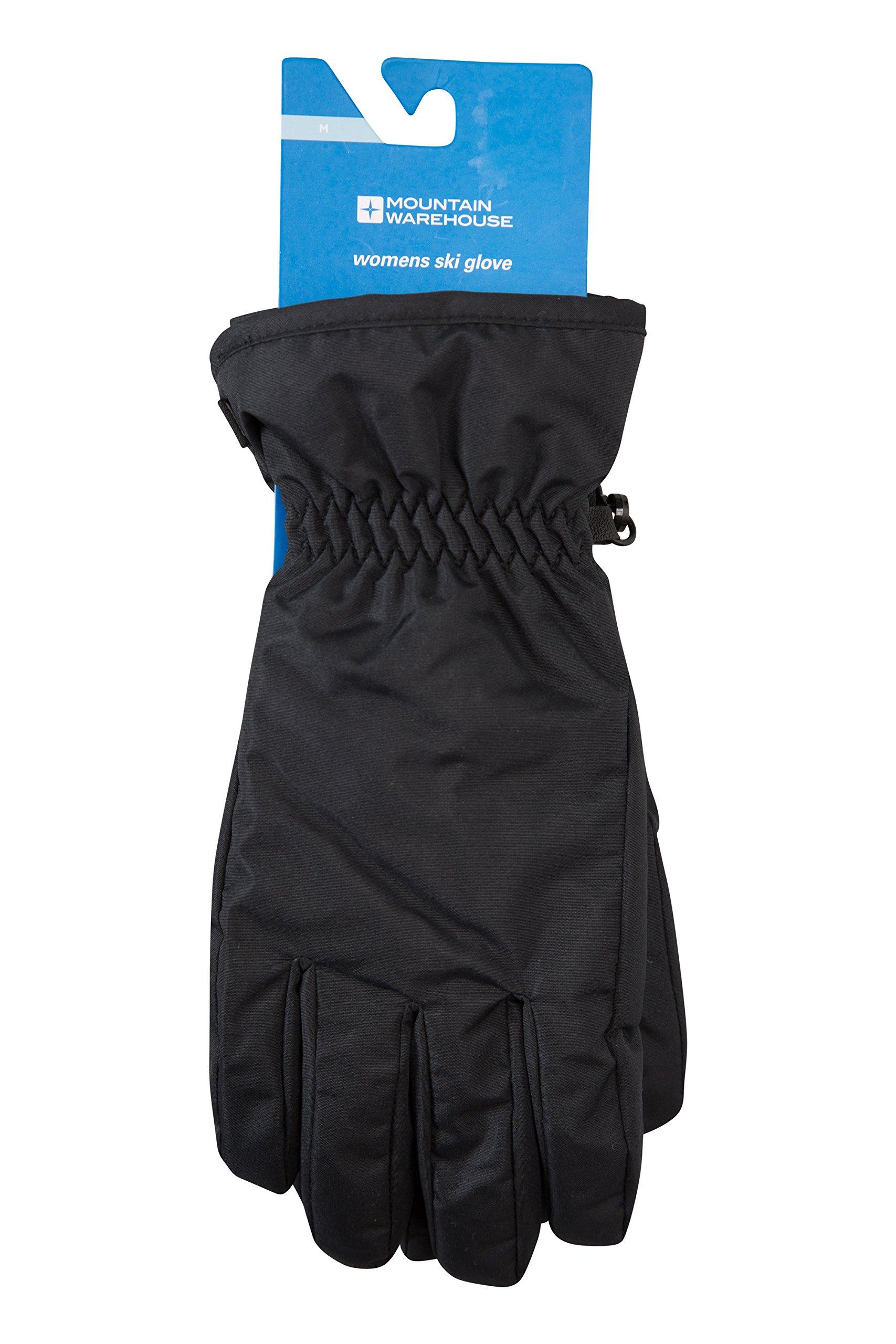 Winter Toddler Snow Gloves 2-6 Years Old Children 3M Thinsulate Warm Gloves Skiing Snowboarding Waterproof Windproof Fazitrip Kids Ski Mittens for Girls Boys