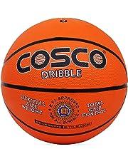 Cosco Dribble Basket Balls (Orange)