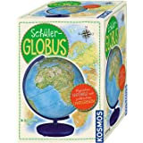 KOSMOS Schüler-Globus Physisches Kartenbild mit politischen Ländergrenzen, 26 cm Durchmesser