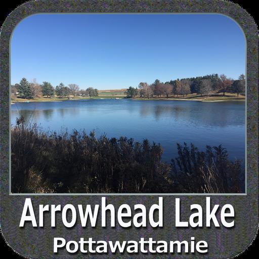 Arrowhead Pottawattamie IOWA Lowrance-gps-software