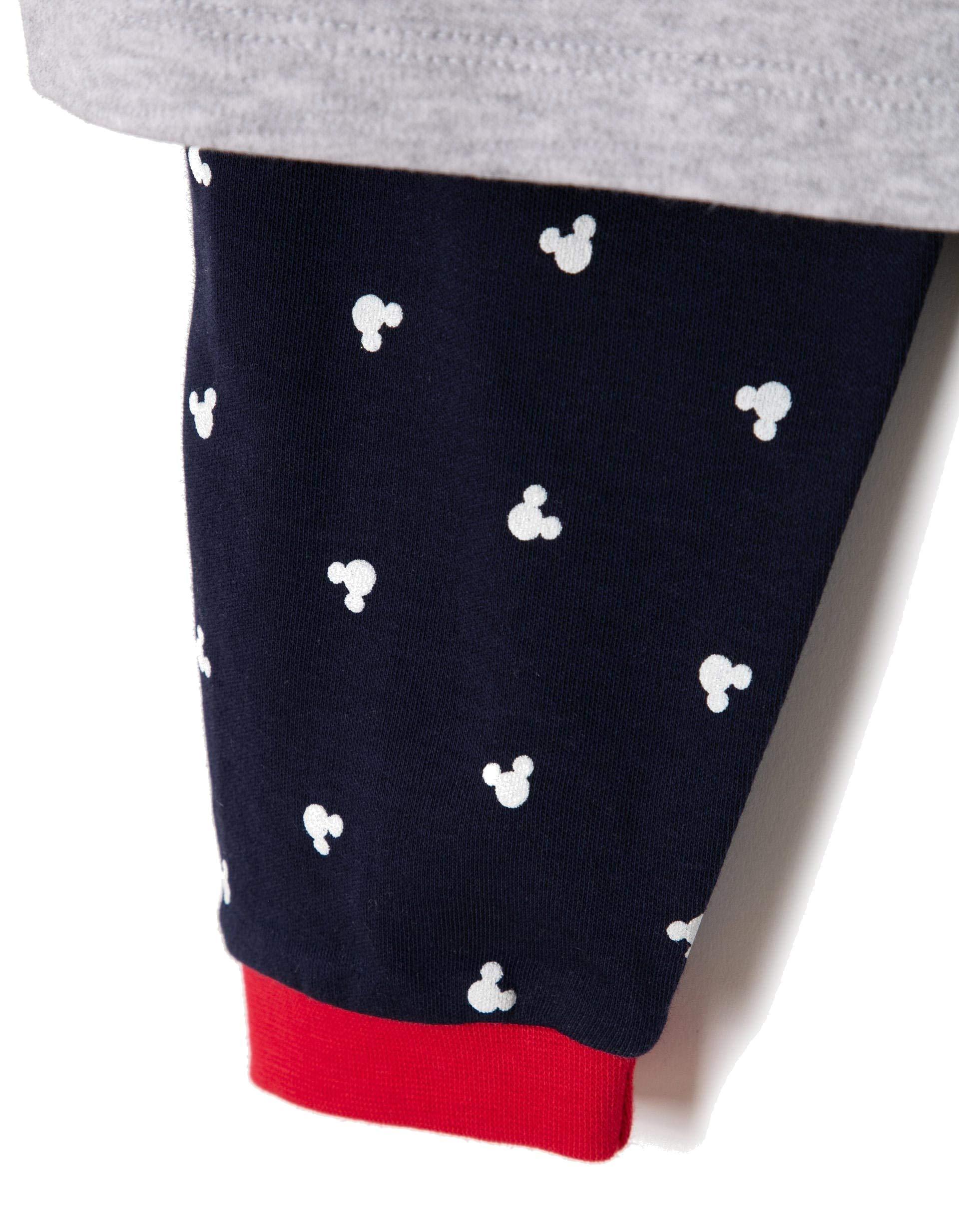 ZIPPY Mickey ZY Conjuntos de Pijama para Bebés 4