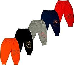 Kuchipoo Kids Pajamas Baby Pajamas Set- Pack of 5