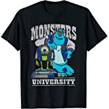 Disney Pixar Monsters University Mike and Sulley T-Shirt