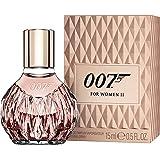James Bond 007 for Women – Eau de Parfum Natural Spray II – Blumig, orientalisches Damen Parfüm - perfekter, langanhaltender Tagesduft – 1er Pack (1 x 15ml)