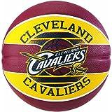 Spalding NBA Team Cleveland Cavs Ballon de Basket Mixte