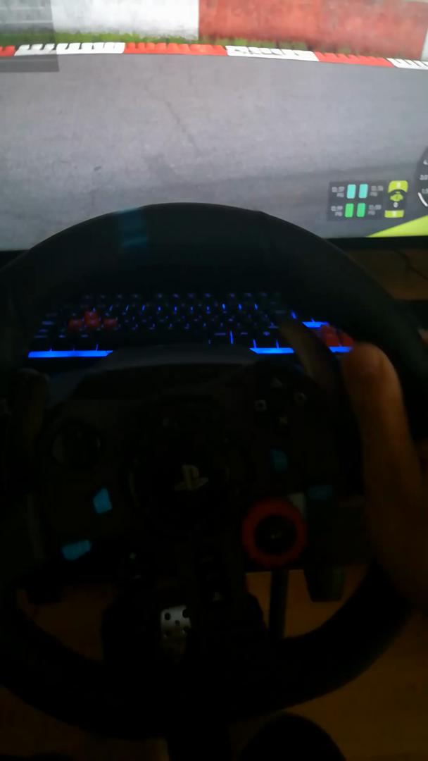 Amazon.es:Opiniones de clientes: Logitech G29 - Volante para simulación de carreras (compatible con PS4, PS3 y PC) con pedales incluidos + Driving Force ...