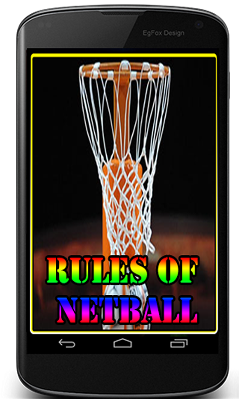 Zoom IMG-2 rules of netball