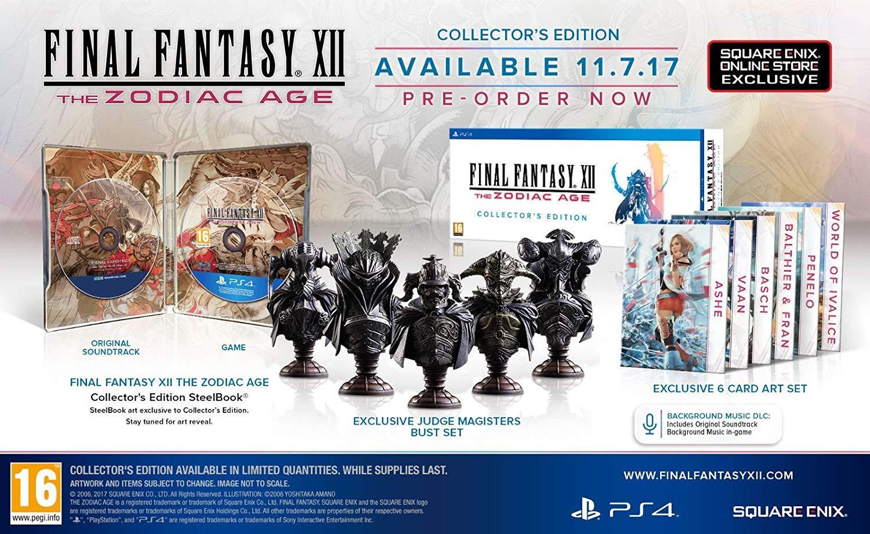 Final Fantasy XII HD: The Zodiac Age