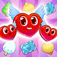 Candy Riddles: Frei Match 3 Puzzle