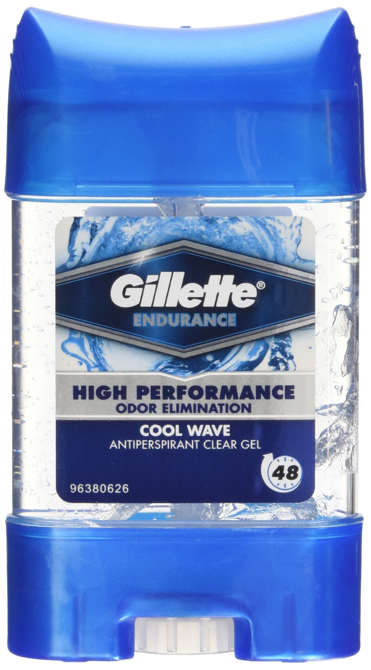 Gillette Endurance Cool Wave Antiperspirant, 70ml