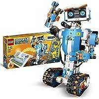 LEGO 17101 Boost Programmierbares Roboticset, 5-in-1 App-gesteuertes Baumodell mit einem programmierbaren, interkativen…