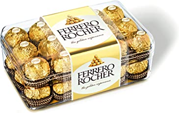 Ferrero Rocher Chocolates, 30 Pcs