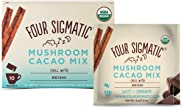 Four Sigmatic Mushroom Cacao Mix with Reishi 10 Packets