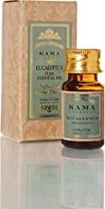 Kama Ayurveda Eucalyptus Pure Essential Oil, 12ml