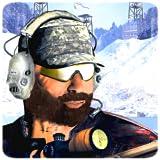 Reglas de supervivencia en comandantes Llamada Snow Sniper Shooter Arena Juego 3D: Disparar y matar Ataque terrorista en Battle Simulator Acción Emocionante Aventura Juego 2018
