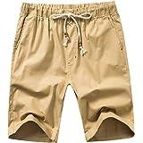 Manwan walk Men's Linen Casual Classic Fit Short B311