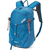 Terra Peak Flex 20 Wanderrucksack 20L mit YKK Reißverschluss und atmungsaktives 3D Air Mesh Polyester Premium Trekkingrucksac