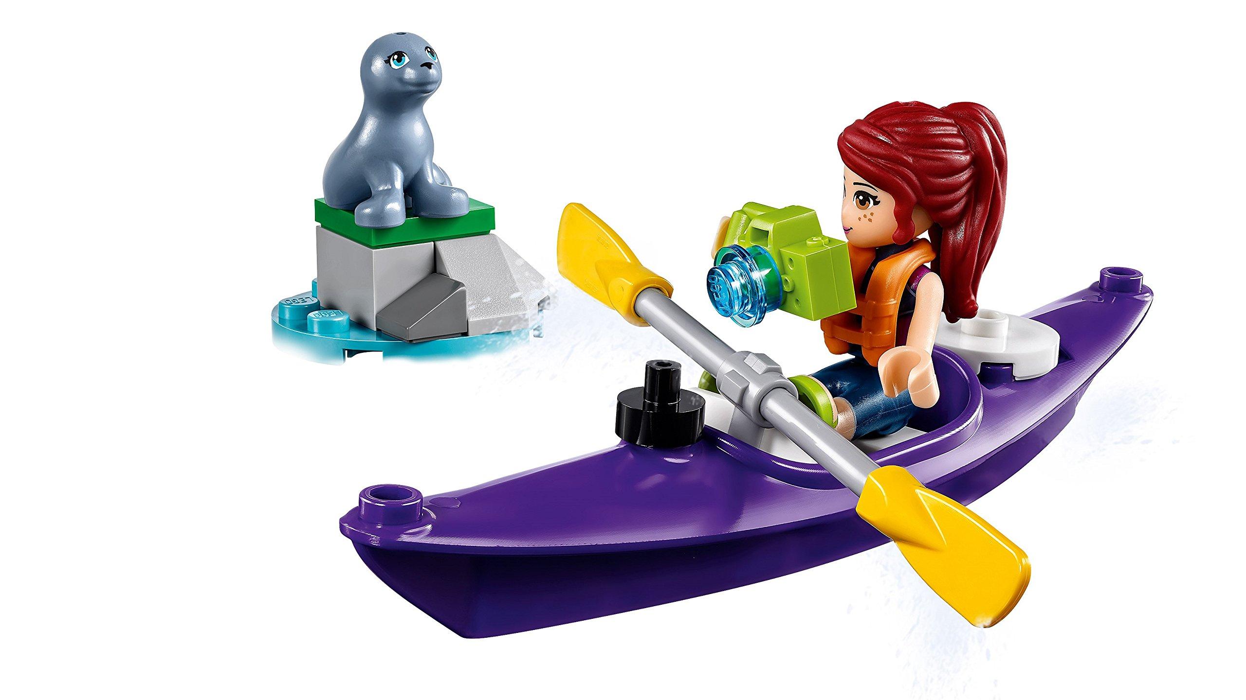 LEGO-Friends Il Surf Shop di Heartlake, Multicolore, 41315 5 spesavip