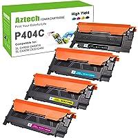 Aztech Compatible P404C pour Samsung CLT-K404S CLT-P404C Cartouche pour Samsung Xpress C480W C483W C480FW C430W Toner…