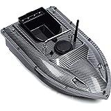 Tanti 500M RC Visserij Boot 1,5 kg belading, voederboot met afstandsbediening, op afstand bestuurde boot om te vissen, zwart