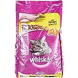 Whiskas Chicken, Dry Food Adult, 1+ years, 1.2kg